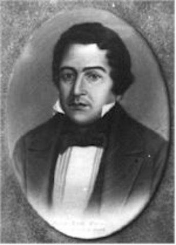 Mariano Rivera Paz 1838-1844