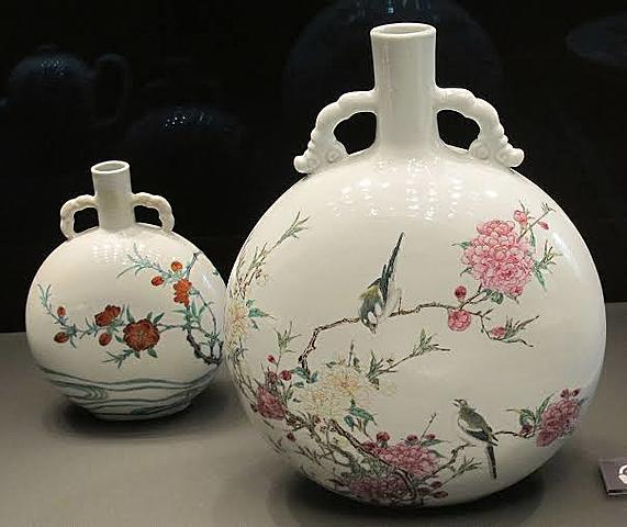 Fabricación de la porcelana en China
