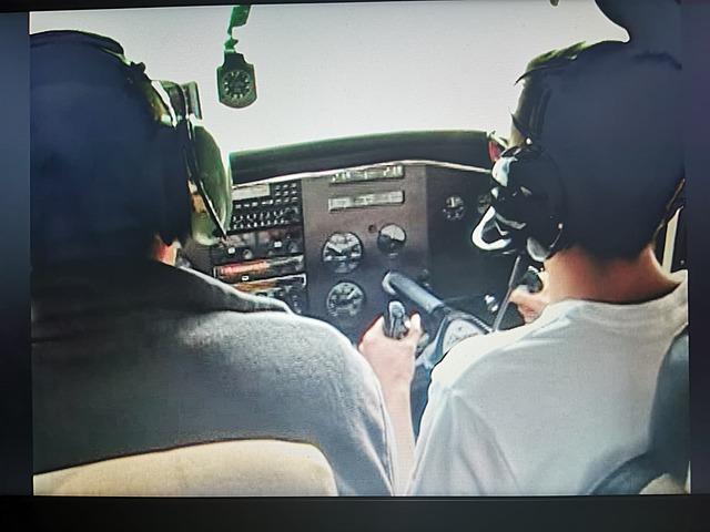 My First & Last Flight