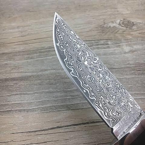 Acero de Damasco