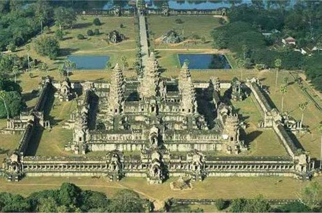 The emergence of Khmer civilization