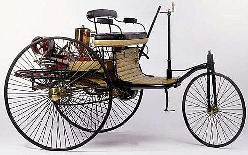 Creacion de los primeros Automoviles