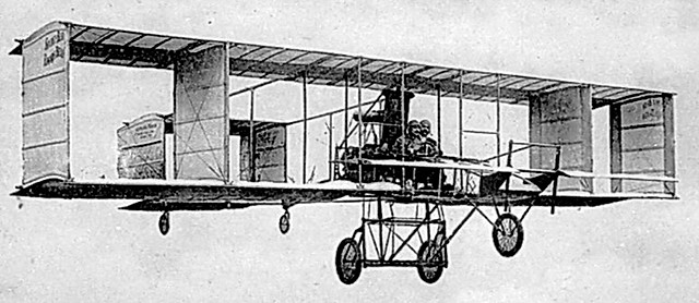 Primeros aviones en la historia