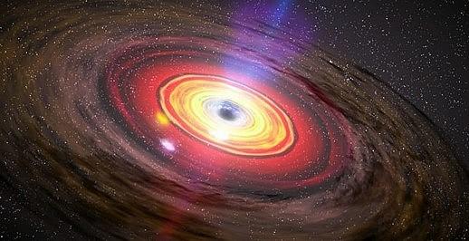 Se realiza la Teoría del big bang