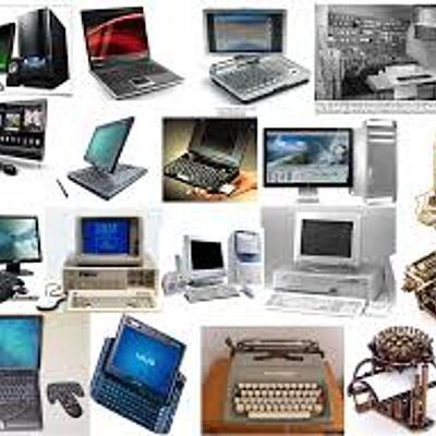 HISTORIA DE LA COMPUTACION. timeline