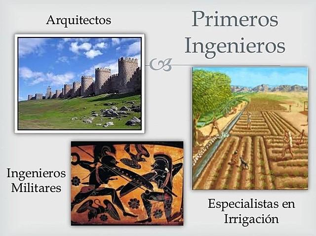 PRIMEROS INGENIEROS