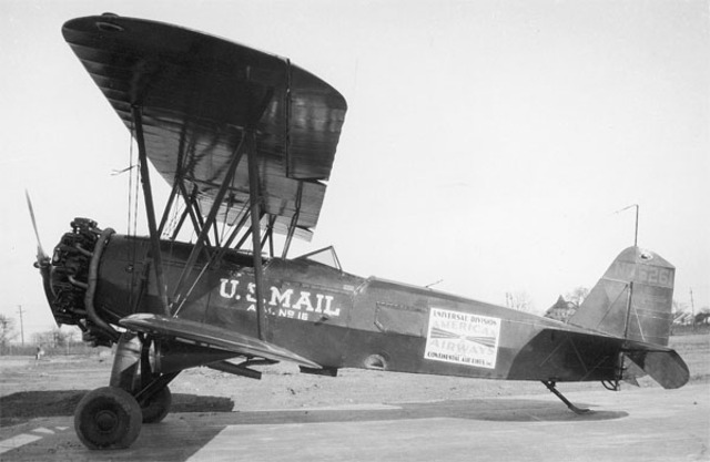 (Day unknown) Congress passed the Kelly Air Mail act