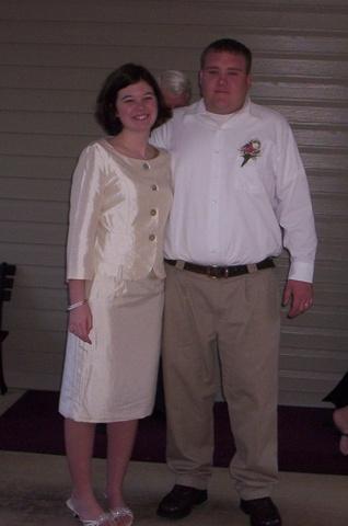 Got married