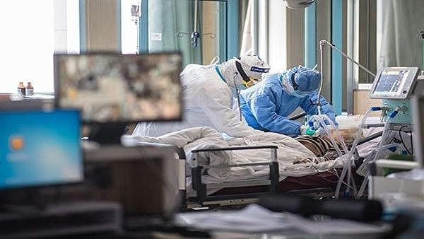 Primer caso de muerte en China