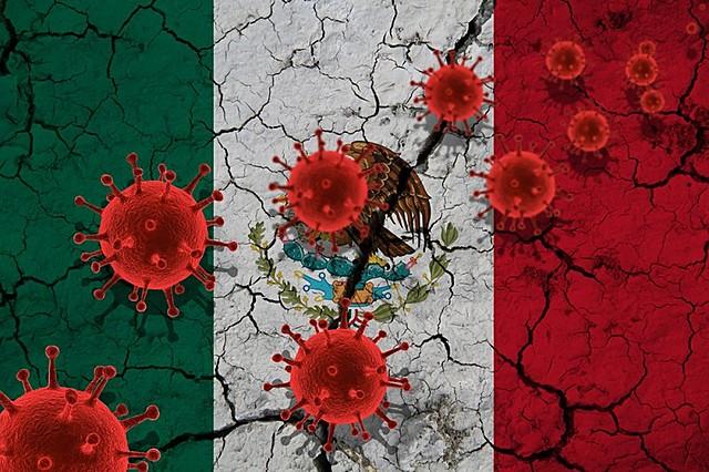 Turista Chino en México