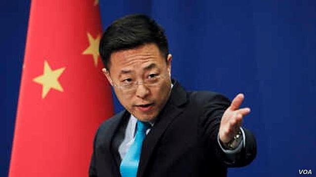 China acusa al gobierno de Estados Unidos