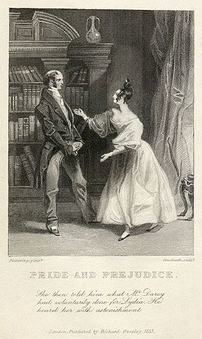 Pride and Prejudice, based on a youthful work of 1797 called First Impressions, is the second of Jane Austen's novels to be published