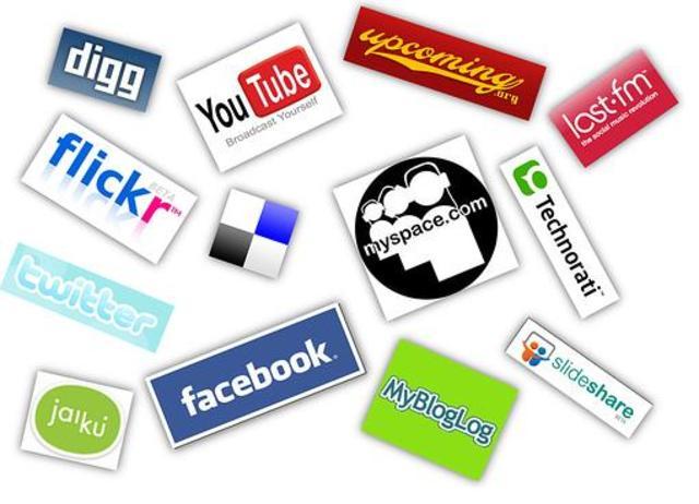 se crean las redes sociales