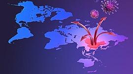 Pandemia del Covid 19 en el Mundo timeline
