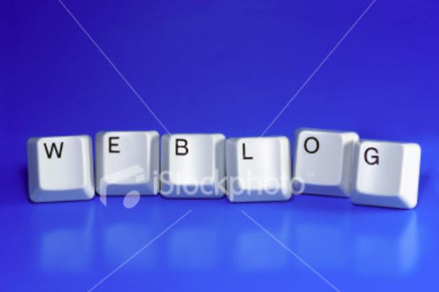 se crea el weblog