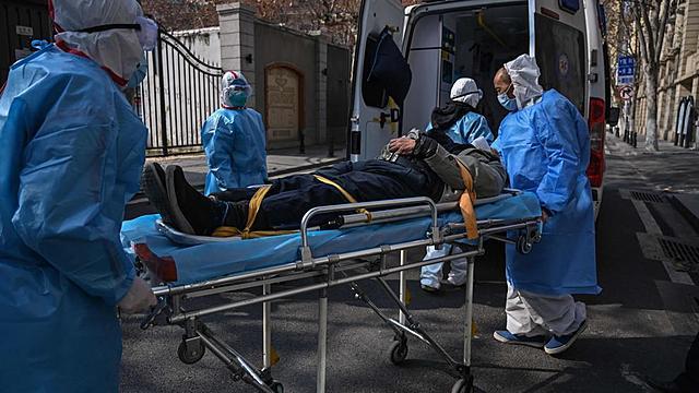 Personas infectada y muertes