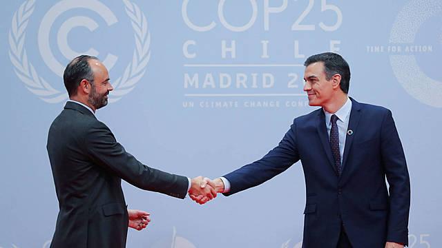 Francia y España se unen