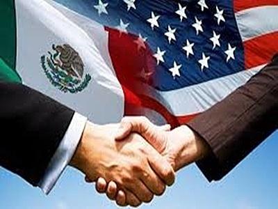 Cierre parcial de frontera México - EU