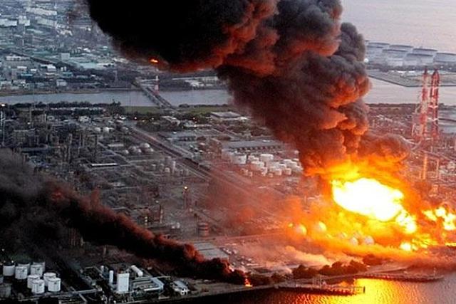 Accident nuclear de Fukushima (fet climàtic)