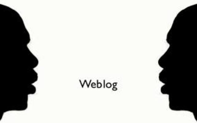 creacion de los weblogs