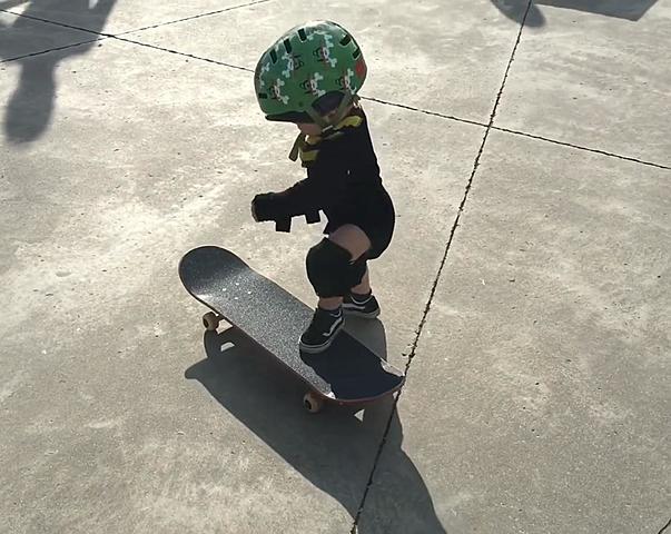 Començo a fer Skate