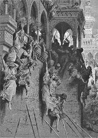 Synod w Clermont - początek krucjat