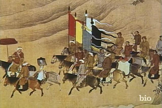 Marco Polo Travels to the Middle East
