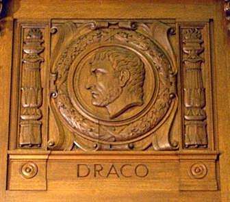 Draco's Code of Law