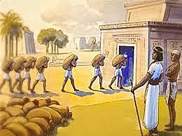 4 000 - 2 000 a. C. Los Egipcios
