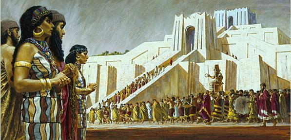 4 000 a. C. Los Hebreos