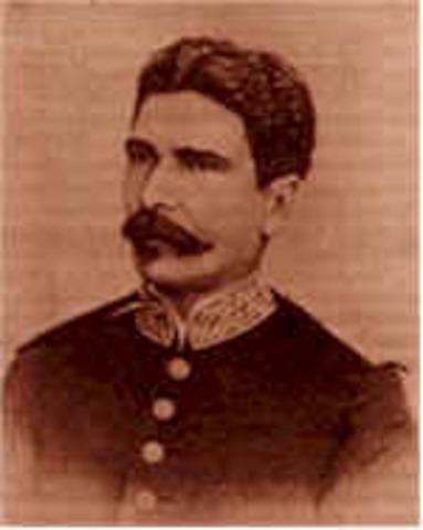 Manuel Lisandro Barillas 6 abril 1885 15 marzo 1892