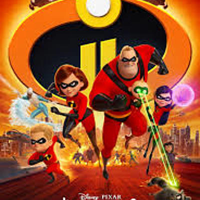 The incredibles 2 timeline