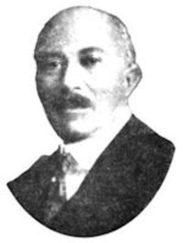 Carlos Herrera (8 abril 1920 – 5 diciembre 1921)