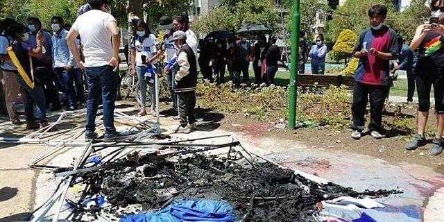 Evo responsabiliza a miembros de la Resistencia Cochala por agresiones contra militantes del MAS