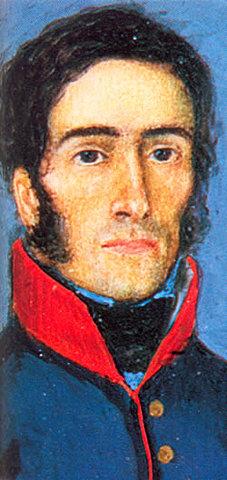 Juan Gregorio de las Heras, gobernador de la Provincia de Buenos Aires