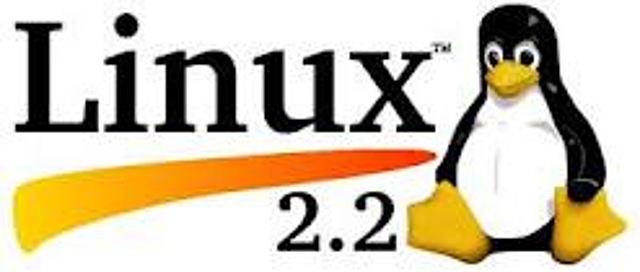 Versión 2.2 de  Linux,