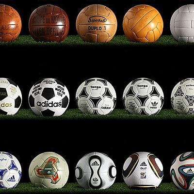 Copas del futbol timeline