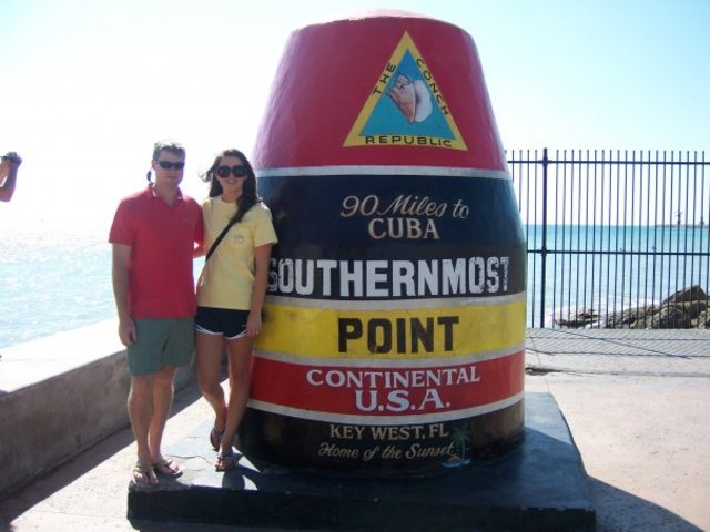 Moved to Key West