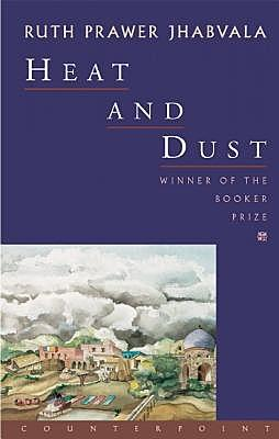 English author Ruth Prawer Jhabwala wins the Booker Prize with her novel Heat and Dust