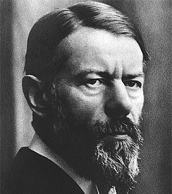 Teoria Burocratica - Max Weber