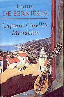 Louis de Bernières publishes Captain Corelli's Mandolin, a love story set in Italian-occupied Cephalonia