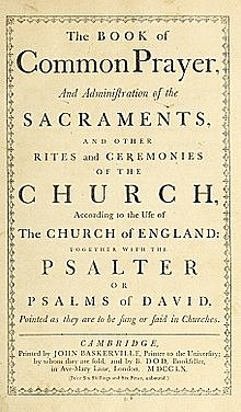 The first version of the English prayer book, or Book of Common Prayer, is published with text by Thomas Cranmer