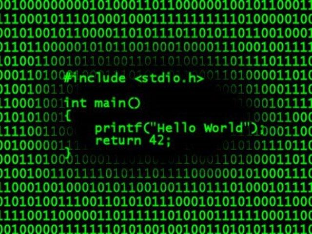 se crea el lenguaje de programacion