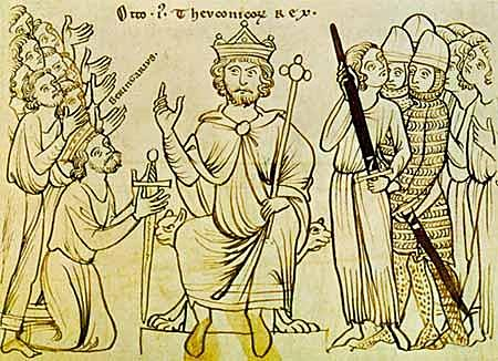 Investiturstriden ( bannlysning i 1075)