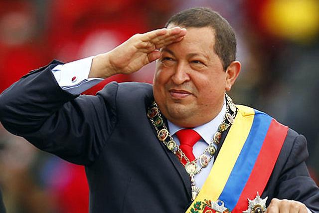 MOR EL PRESIDENT VENEÇOLÀ HUGO CHÁVEZ