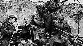 A II. világháború eseménytörténete timeline