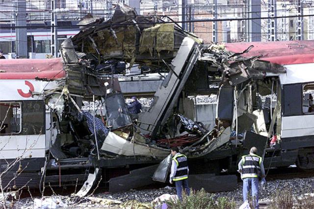 Atentado terrorista en la estación de Atocha