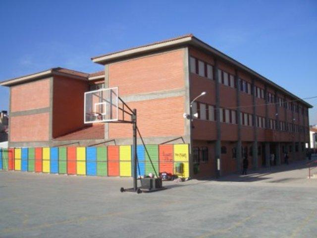 Mi llegada al colegio