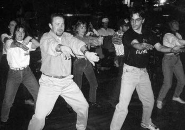 The Macarena Dance