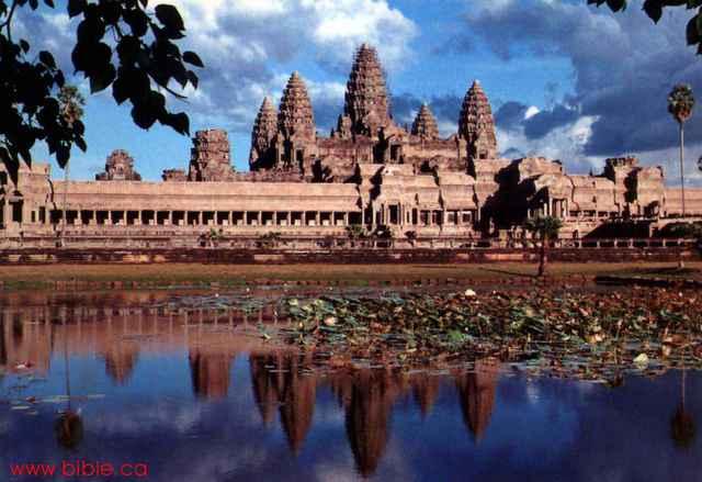 Emergence of Khmer civilization
